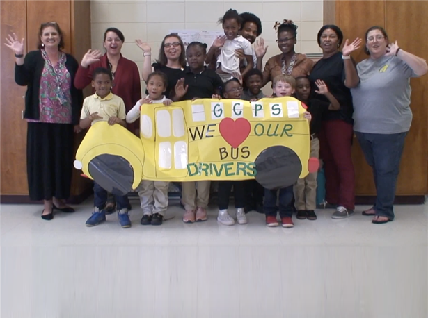 Greene County Schools Bus Driver Appreciation Video 2019