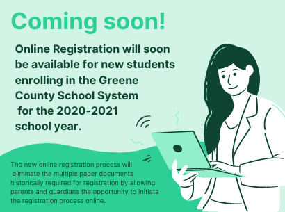 GCSS announces new student Online Registration Application