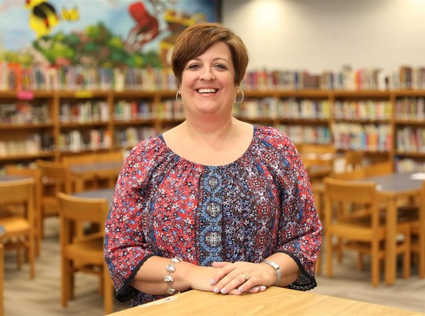 CMS Assistant Principal DeAndra Lanier receives 2019 Hal Beaver Georgia Outstanding Assistant Principal Award